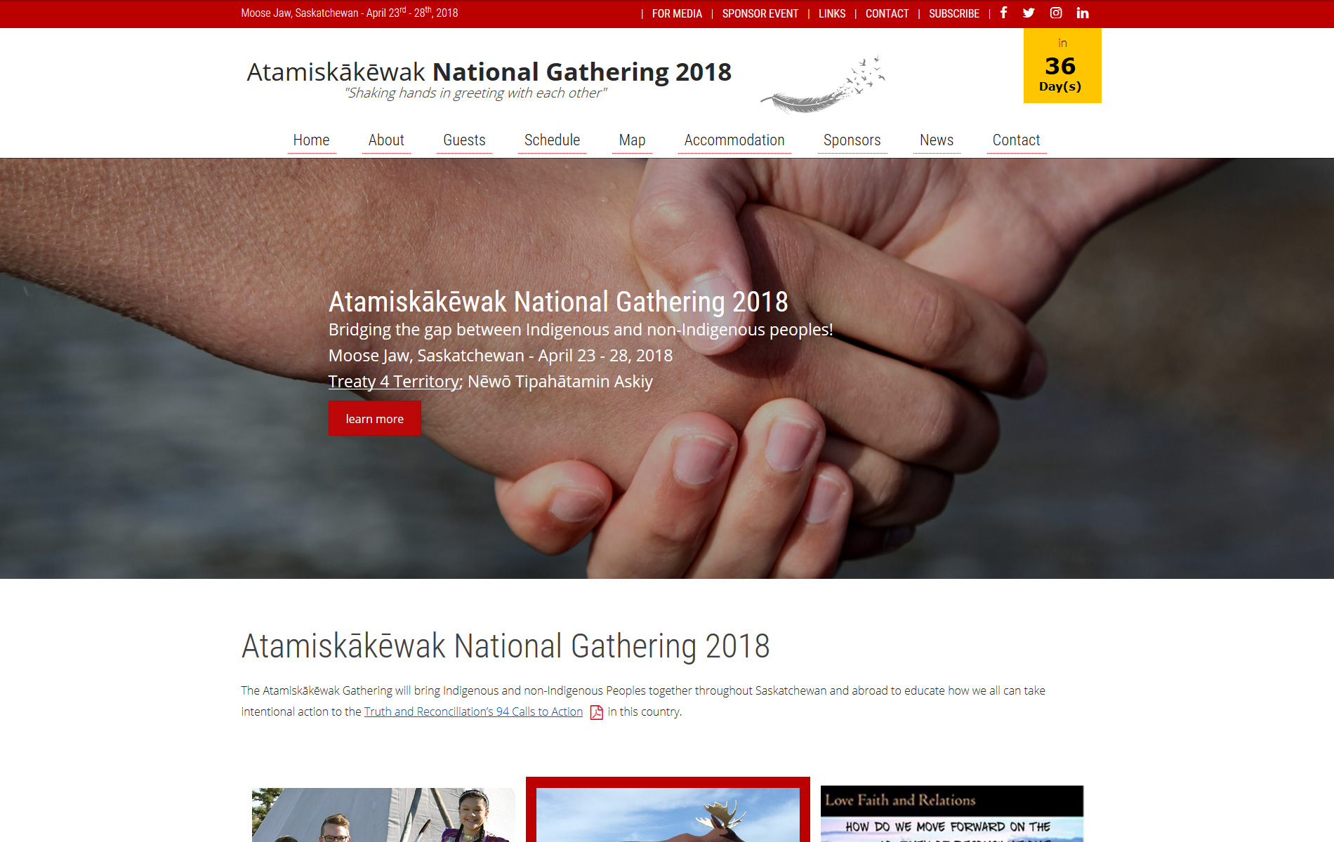 Atamiskākēwak National Gathering